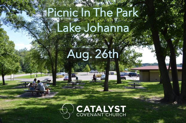 Picnic In The Park Aug '18