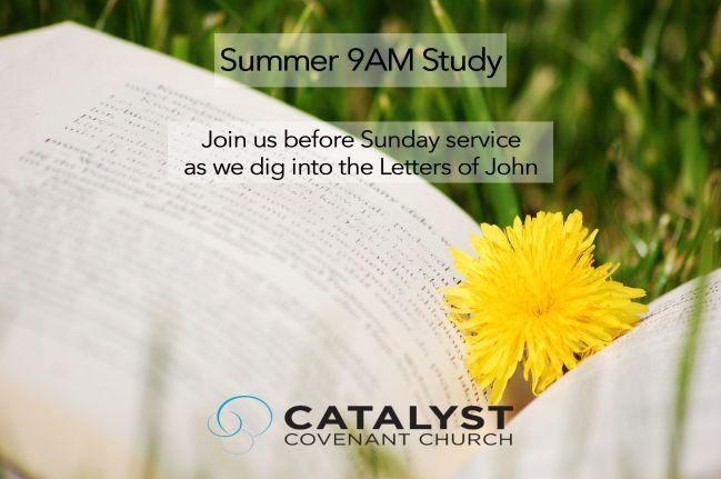 Summer 9AM Study Base