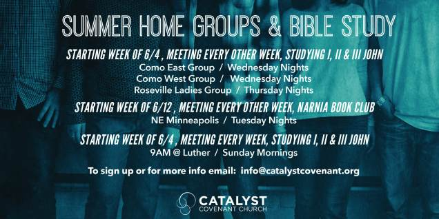 summer home groups updated